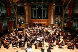 The London Symphony Orchestra