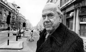 No end to the affair … Graham Greene in 1978.