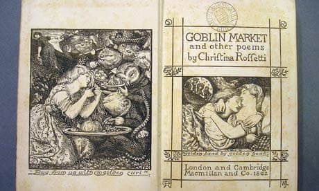 Poem Of The Week Goblin Market By Christina Rossetti Books The