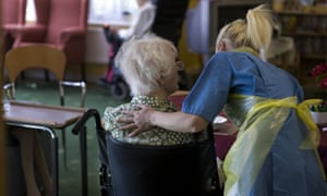 Monmouth Court Nursing Home run by BUPA in Ipswich