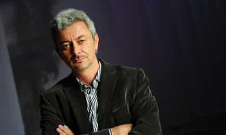 Argentinian author Carlos Gamerro.