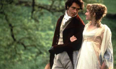 Greg Wise and Kate Winslet in a scene from Ang Lee's 1995 film Sense and Sensibility