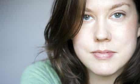 The writer Maureen Johnson