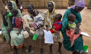 Yida Refugee Camp Struggles To Cope With Population Swelling