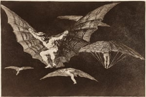 A Way of Flying by Goya