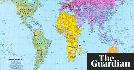 A history of the world in twelve maps by jerry brotton review a history of the world in twelve maps by jerry brotton review books the guardian gumiabroncs Gallery