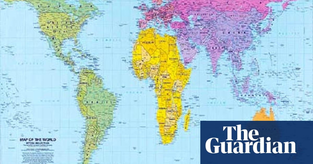 A History Of The World In Twelve Maps By Jerry Brotton Review Books The Guardian