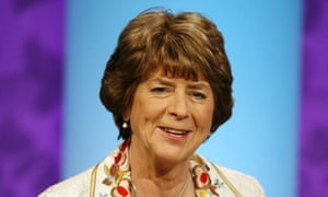 Turn for the verse … poet Pam Ayres on The Paul O'Grady Show.