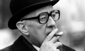 Alec Guinness in Tinker, Tailor, Soldier, Spy