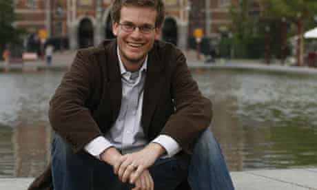 John Green, author of The Fault in Our Stars