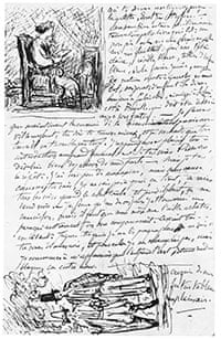 Letters of Paul Cezanne