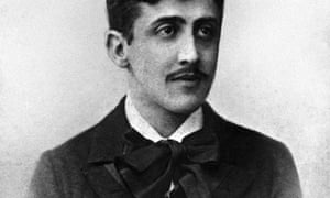 Marcel Proust as a young man