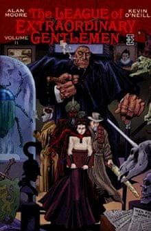 Alan Moore and Kevin O'Neill's The League of Extraordinary Gentlemen