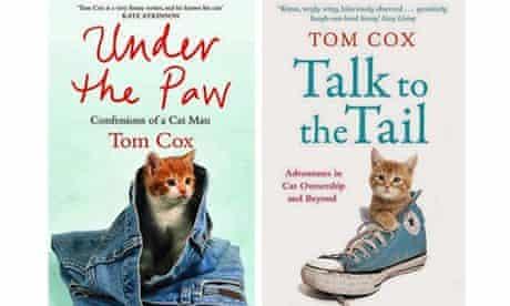 Tom Cox cat covers