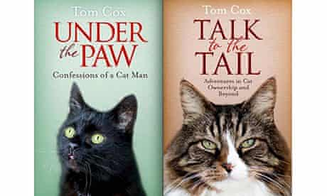 Tom Cox new book covers