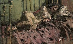 Le Lit de Cuivre by Walter Richard Sickert
