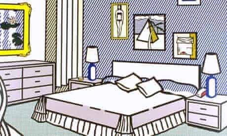 Roy Lichtenstein From Heresy To Visionary Roy Lichtenstein The Guardian