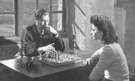Arthur Koestler and his wife