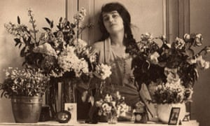 Lina Prokofiev in 1921