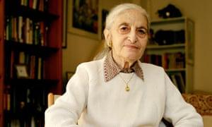Ruth Prawer Jhabvala, novelist and screenwriter