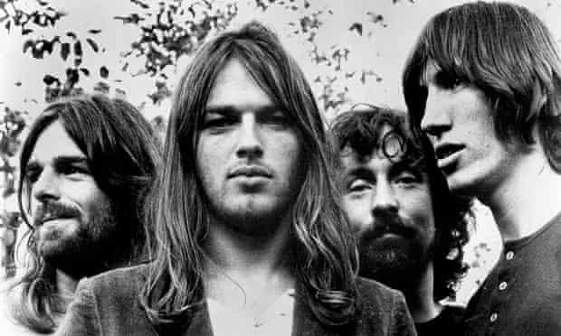 Pink Floyd publicity shot