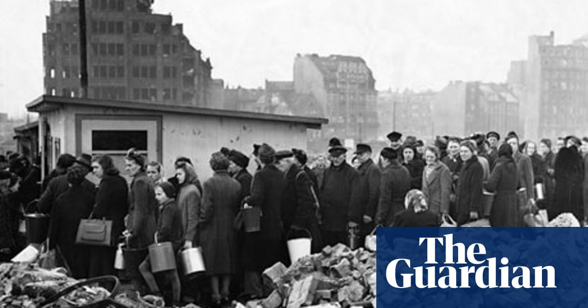 The Aftermath by Rhidian Brook – review | Books | The Guardian