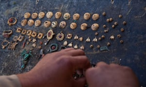 Treasure at Mes Aynak, Afghanistan