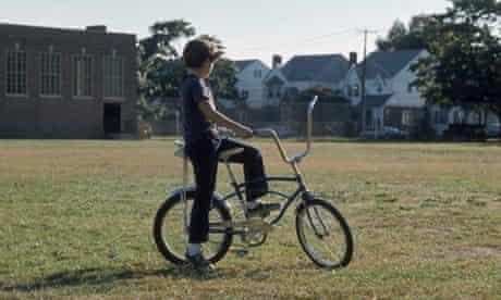 Suburban Cyclist