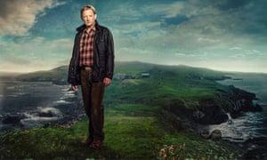 Douglas Henshall in BBC TV's Shetland