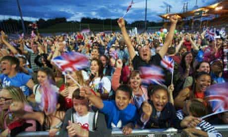 Olympics in Sheffield