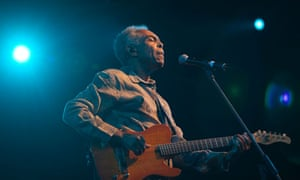 'When you stop renewing yourself, you die' … Gilberto Gil during his concert at the fifth Cairo jazz