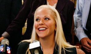 'Too pretty for prison' … US sex offender Debra Lafave, who in 2006 escaped a prison sentence for sl
