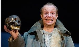 Hamlet, Royal Shakespeare Company's 2013 production