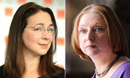 Open book … a future Booker prize shortlist could pit the US's Lorrie Moore against former winner Hi
