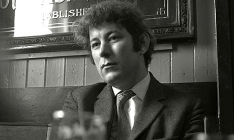 Seamus Heaney in 1970