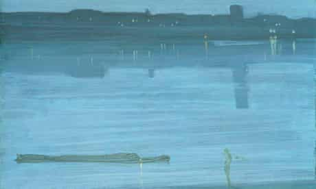 Whistler's <em>Nocturne in Blue and Silver