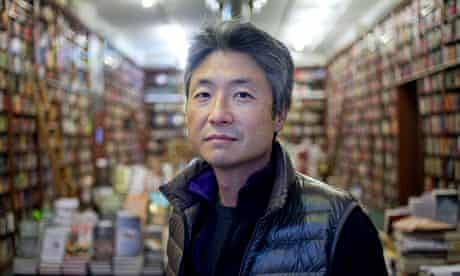 Little weight of reality … On Such a Full Sea author Chang-rae Lee.