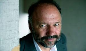 Ukrainian novelist Andrey Kurkov: 'Apart from the Polish president and the Lithuanian president, nob