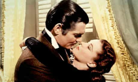 LIBRARY IMAGE OF GONE WITH THE WIND