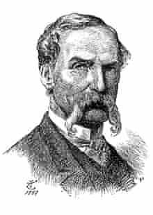 Sir John Tenniel self-portrait, 1889