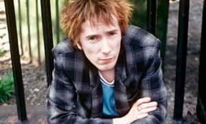 John Lydon in 1980