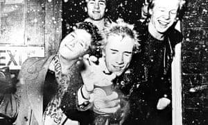 The Sex Pistols, December 1976.