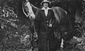 Alison Light's grandmother, Evelyn Whitlock.