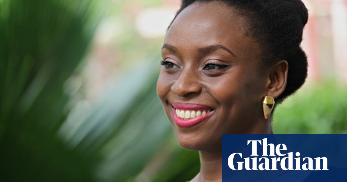 Chimamanda Ngozi Adichie: 'I decided to call myself a Happy Feminist'