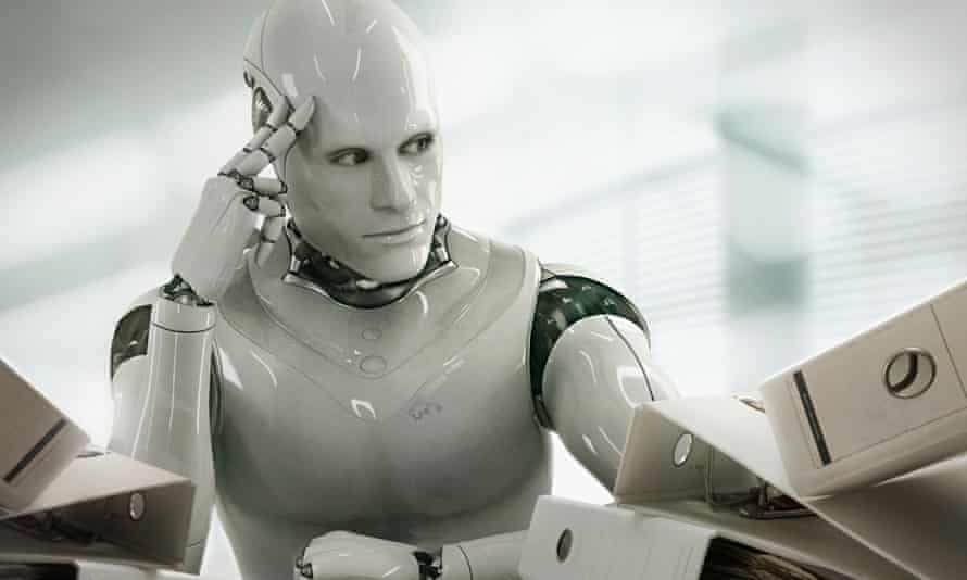 Get with the program … could the Hoshi prize mark a new chapter in the development of AI? Photograph: Blutgruppe/Corbis