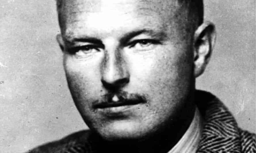 Blazing talent … Malcolm Lowry saw In Ballast to the White Sea as the 'Paradiso' in a Dantean trilog