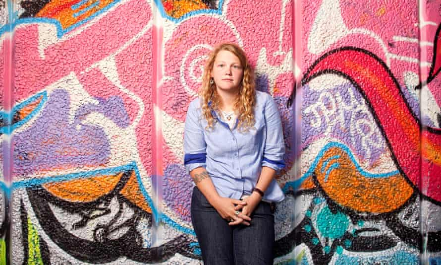 Kate Tempest at the Southbank Centre, London, in 2013.