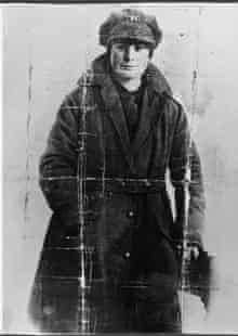 Light's grandmother, Evelyn Whitlock, in her Forage Corps uniform.