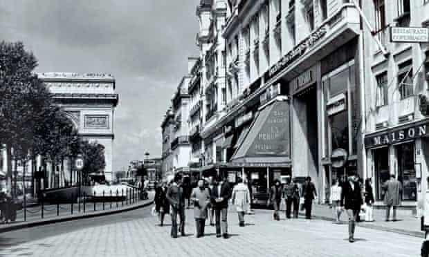 Paris in the 1960s