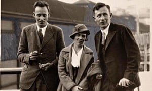 Bateson, Mead and Fortune in 1933.